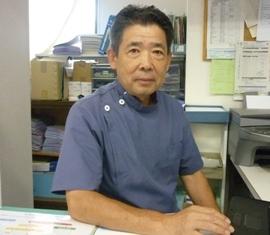 研究所所長 医学博士 椎名義雄