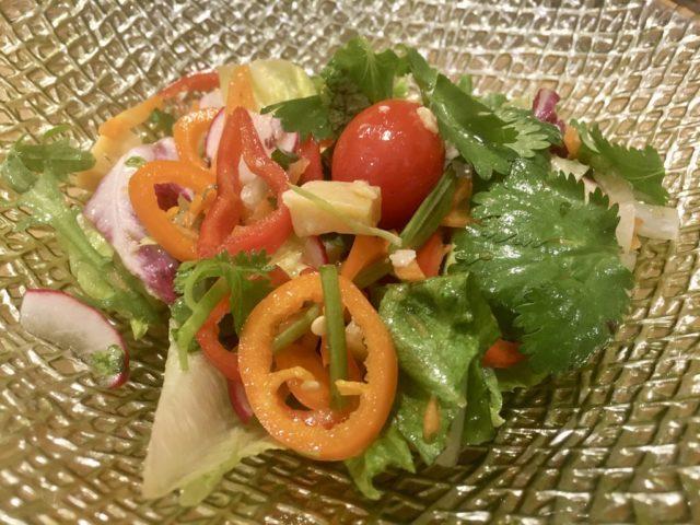 セルフケアシリーズ:麹サラダ