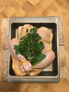 麹料理のお気に入り紹介 Vol.4 チキンの丸焼き